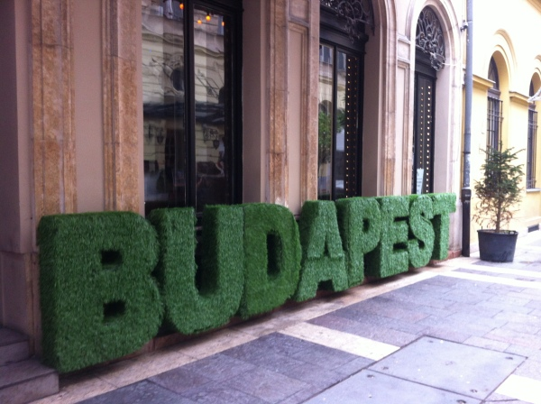 Budapest & Vienna: Naked Hungarians and Missing Interns