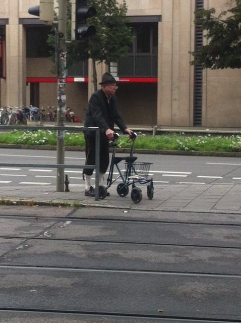 old german man